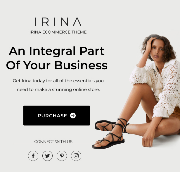 IRINA - Elementor WooCommerce Theme - 9